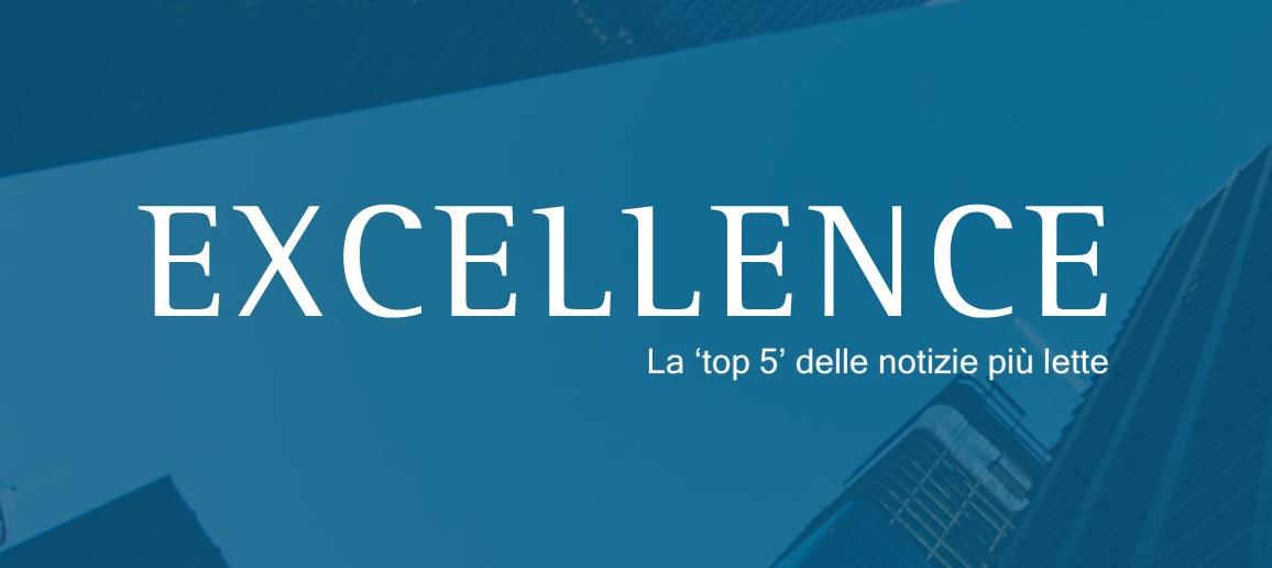 Excellence News: il best of di luglio